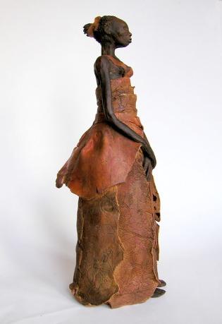 Herero Woman (sold)