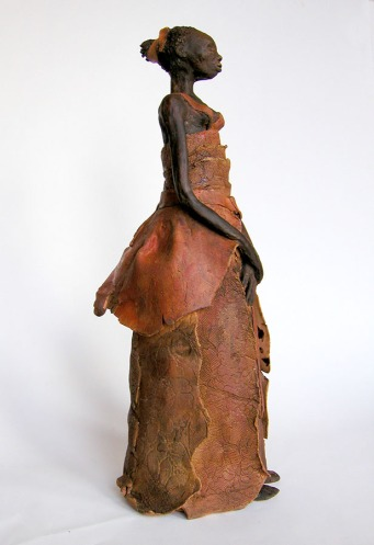 Herero Woman (sold)