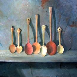 Botswana Spoons