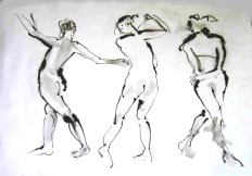 One Minute Sketches