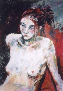 Anna - Acrylic