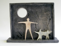 Man and Beast (sold)