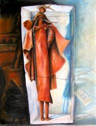 Herero Doll In Box