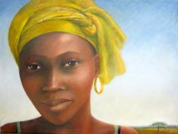 Girl With Golden Earring