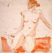 Chris Sitting - Watercolour