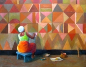 Painting Triangles