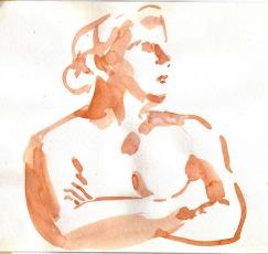 Fran - Watercolour