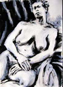 Gillian - Acrylic