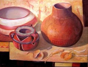 Ulrike Pot (sold)