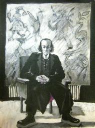 Goth Man