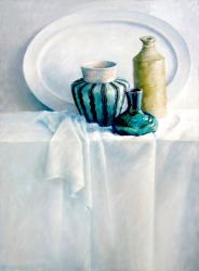 White Still Life (sold)