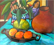 Still Life With Gauguin (sold)