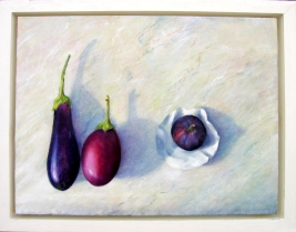 Aubergine And Fig (sold)