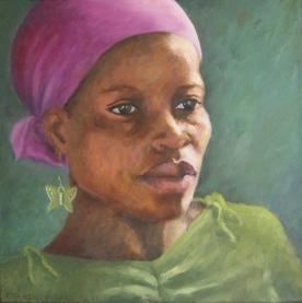 Zimbabwean Woman