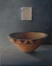 Woden Bowl from Botswana (sold)