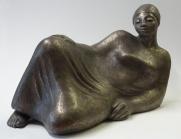 Grace, bronze resin(sold 1 of 9)
