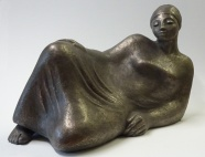 Grace, bronze resin(sold 1 of 9)