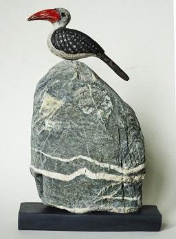 Hornbill from Cornwall (sold)