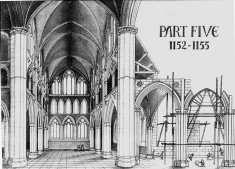 Part 5, Pillars of the Earth by Ken Follett illustration copy 2