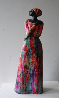 Technocoloured Dress (sold)