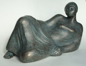 Grace, bronze resin (2 sold, edition of 5)